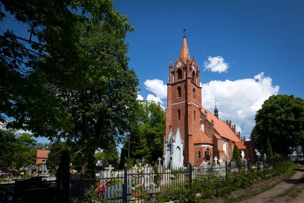Parafia p.w. Św. Jerzego w Tychnowach