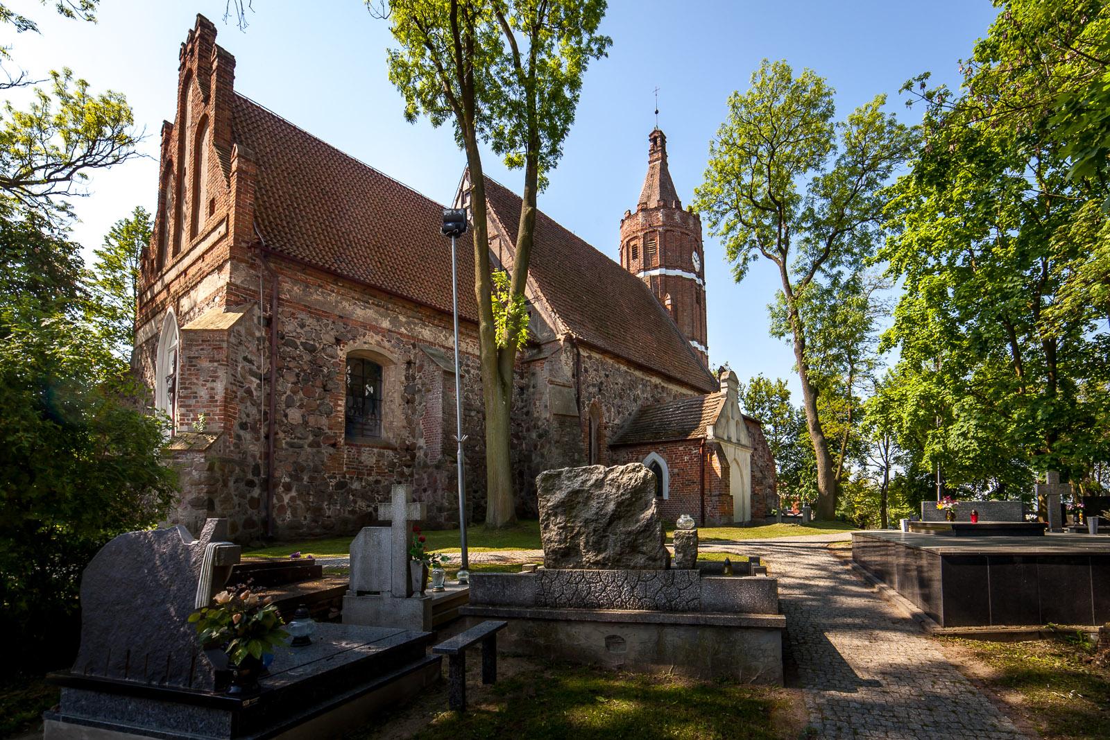 Sanktuarium Matki Bożej Lisewskiej