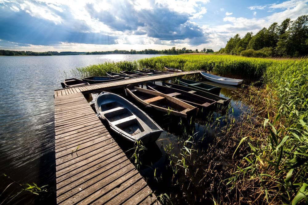 Jezioro Czarnoleskie